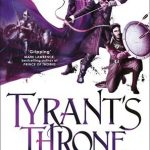 Tyrant's Throne Cover