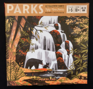 Parks: Box Cover
