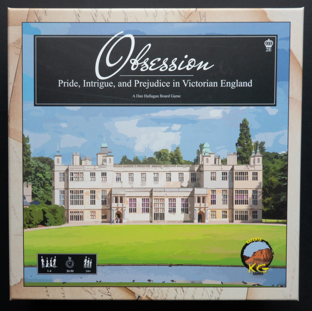 Obsession Box Cover