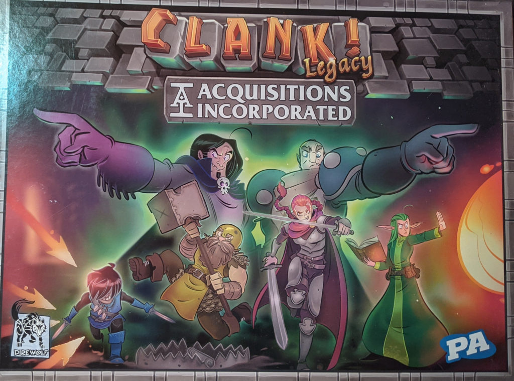 Clank! Acquisitions Incorporated