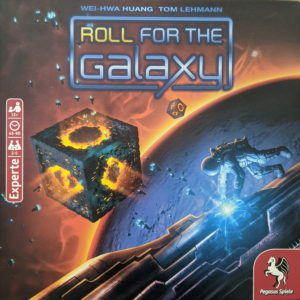Roll for the Galaxy (2014)
