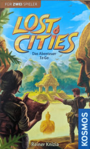 Lost Cities To Go (2018)