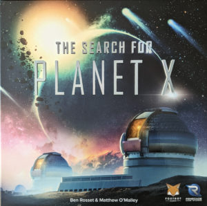The Search for Planet X (2020)